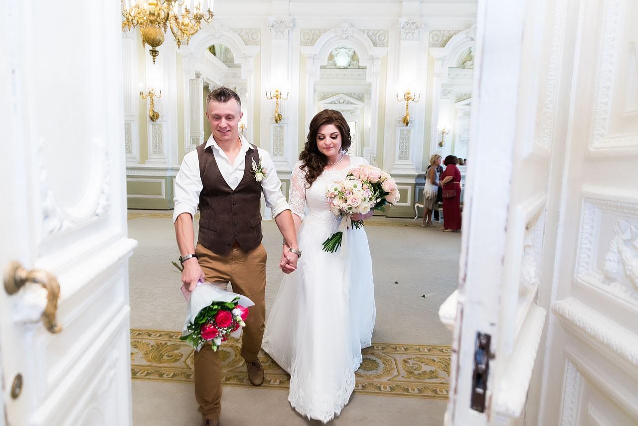 Дворец бракосочетания №1 - Фото №685