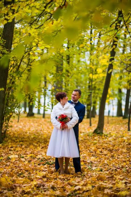 Свадебная фотография в СПб от свадебного фотографа Евгения Сомова - c9e686b7