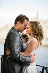 Свадебная фотография в СПб от свадебного фотографа Евгения Сомова - 1cae8bc1