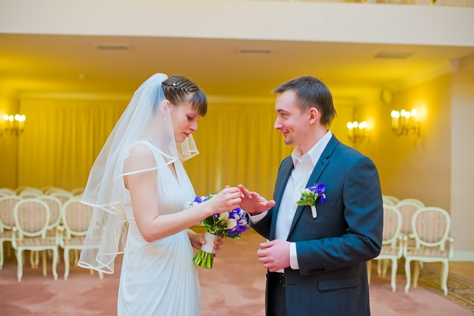 Свадебная фотография в СПб от свадебного фотографа Евгения Сомова - 4eb57722