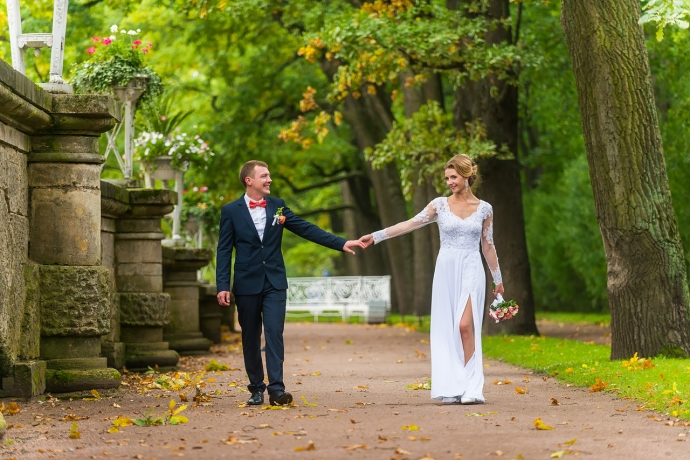 Свадебная фотография в СПб от свадебного фотографа Евгения Сомова - ed3c9534