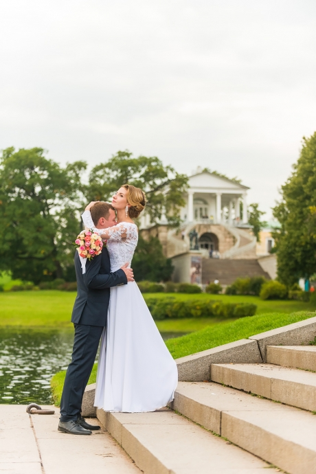 Свадебная фотография от Евгения Сомова свадебного фотографа из СПб - 4fc9c88b