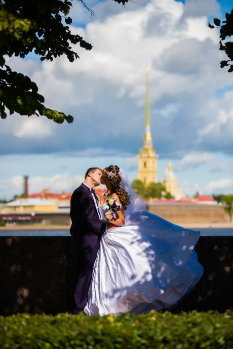 Свадебная фотография в СПб от свадебного фотографа Евгения Сомова - bf603777