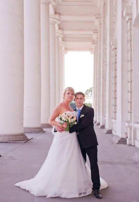 Свадебная фотография в СПб от свадебного фотографа Евгения Сомова - 642b90a1
