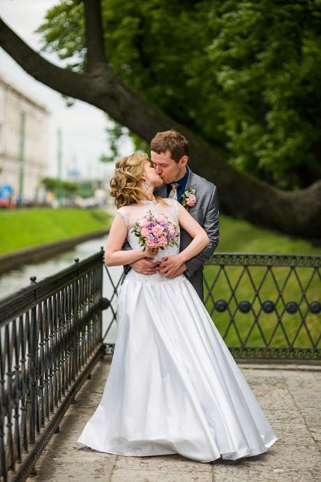 Свадебная фотография в СПб от свадебного фотографа Евгения Сомова - ef41188e
