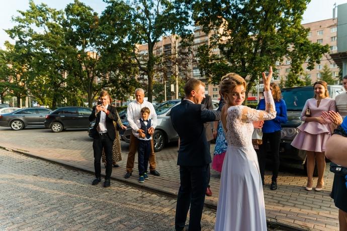 Свадебная фотография от Евгения Сомова свадебного фотографа из СПб - aa477795