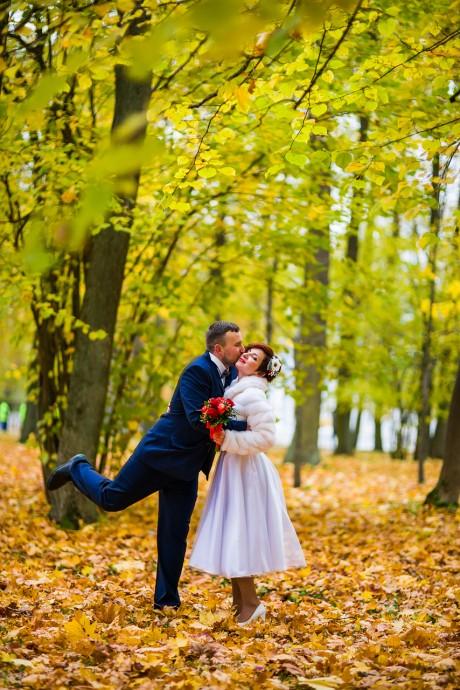 Свадебная фотография в СПб от свадебного фотографа Евгения Сомова - 764720bb
