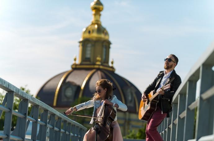 Свадебная фотография от Евгения Сомова свадебного фотографа из СПб - 81d9e52b