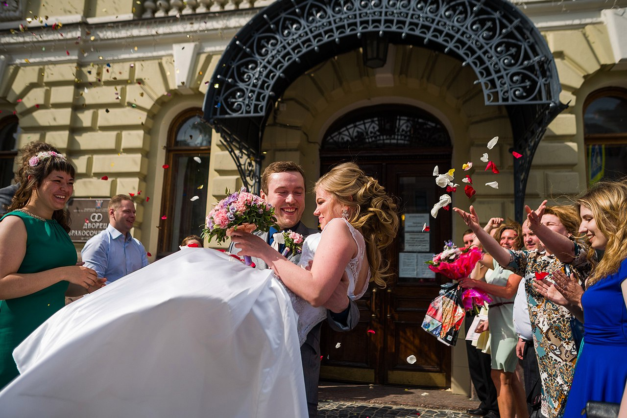 Дворец бракосочетания на Фурштатской