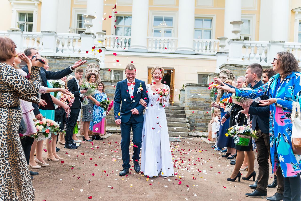 Регистрация брака Пушкин