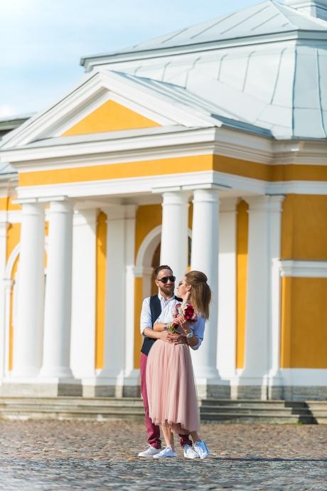 Свадебная фотография от Евгения Сомова свадебного фотографа из СПб - e17a797c