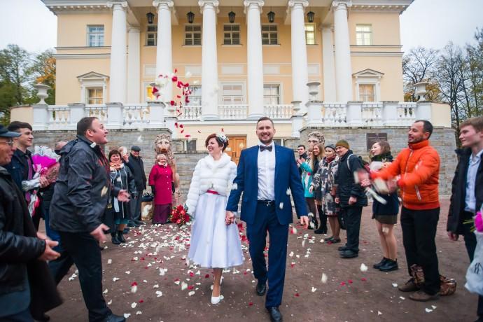 Свадебная фотография в СПб от свадебного фотографа Евгения Сомова - 86fdc628