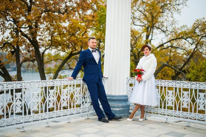 Свадебная фотография в СПб от свадебного фотографа Евгения Сомова - 39548d3e