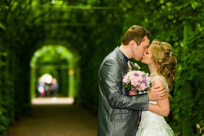Свадебная фотография в СПб от свадебного фотографа Евгения Сомова - d7327bec