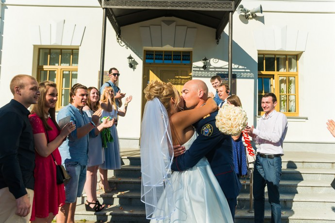 Свадебная фотография в СПб от свадебного фотографа Евгения Сомова - 88968650
