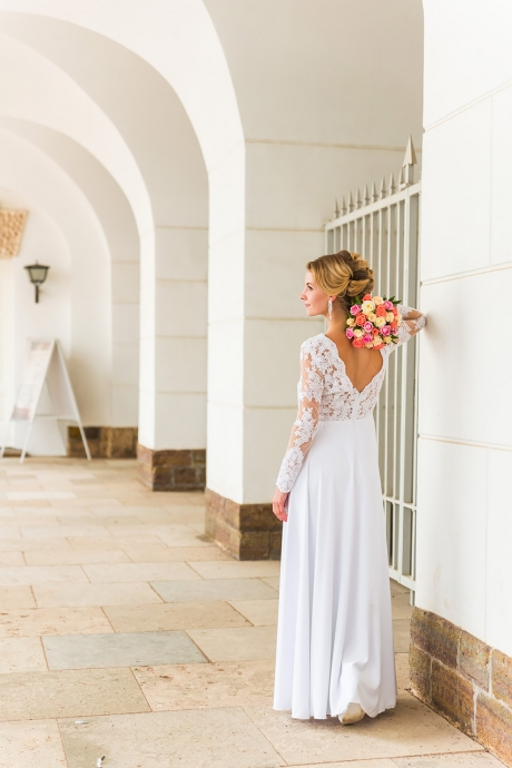 Свадебная фотография в СПб от свадебного фотографа Евгения Сомова - b8a24cae