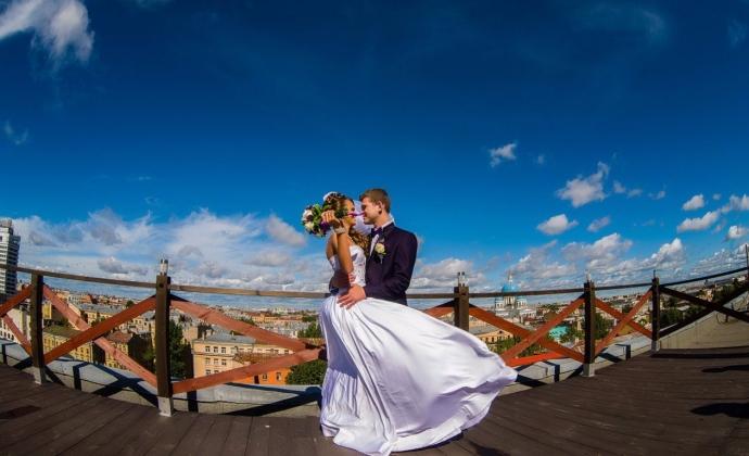 Свадебная фотография в СПб от свадебного фотографа Евгения Сомова - ae7881e2