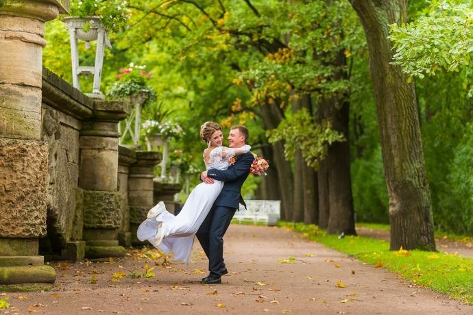 Свадебная фотография в СПб от свадебного фотографа Евгения Сомова - 5c761b2e