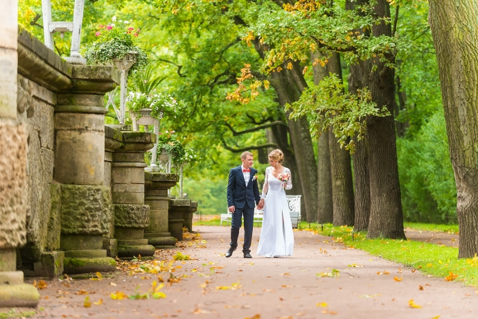 Свадебная фотография в СПб от свадебного фотографа Евгения Сомова - 4280b9f4
