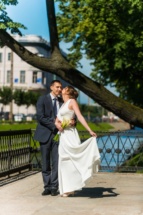 Свадебная фотография в СПб от свадебного фотографа Евгения Сомова - c02018d9