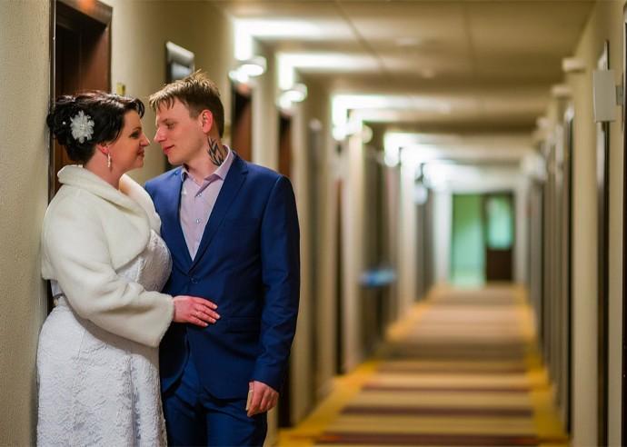 Свадебная фотография в СПб от свадебного фотографа Евгения Сомова - 8e3eac90