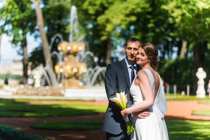 Свадебная фотография в СПб от свадебного фотографа Евгения Сомова - c3fd6674
