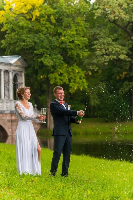 Свадебная фотография в СПб от свадебного фотографа Евгения Сомова - 0433289b