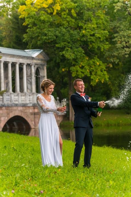 Свадебная фотография в СПб от свадебного фотографа Евгения Сомова - 22871d41