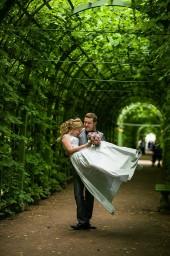 Свадебная фотография в СПб от свадебного фотографа Евгения Сомова - 58096b21