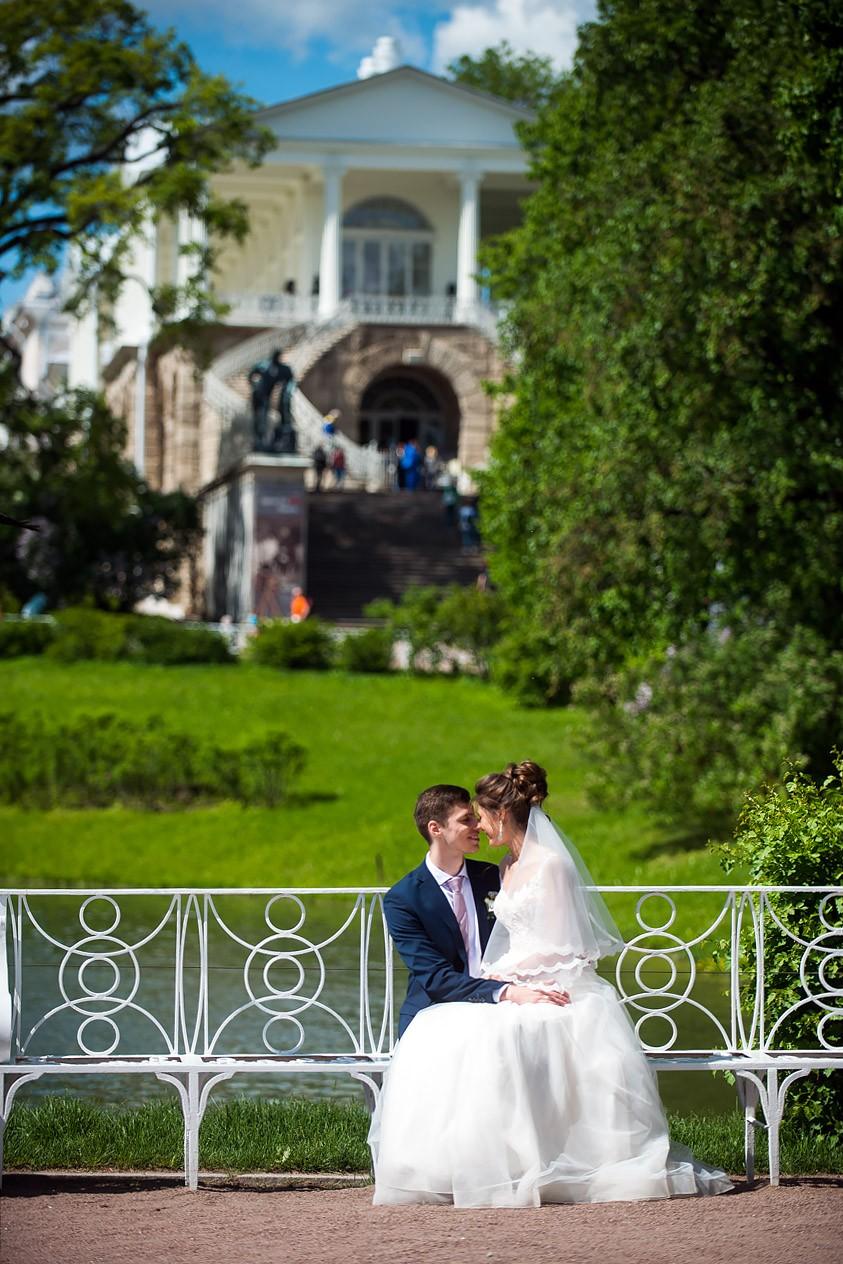 Екатерининский парк - Фото №698