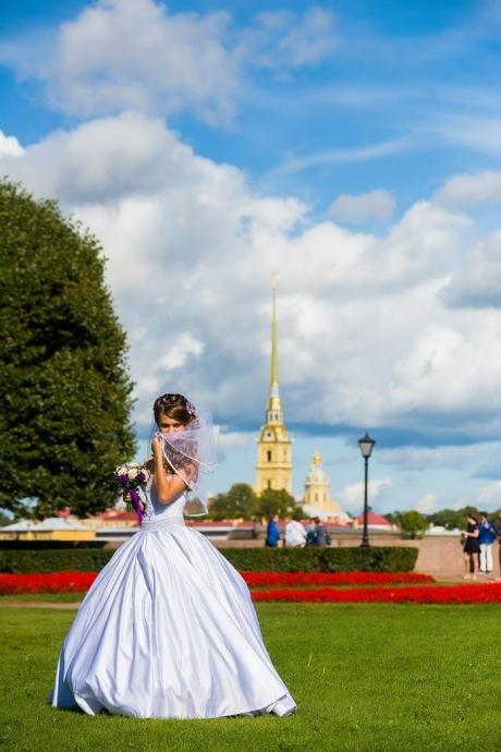 Свадебная фотография в СПб от свадебного фотографа Евгения Сомова - 61b55970