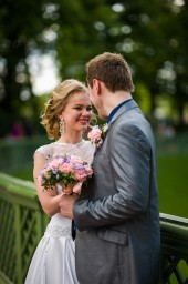 Свадебная фотография в СПб от свадебного фотографа Евгения Сомова - e3790ad5
