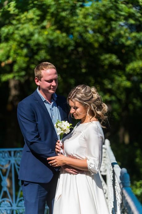 Свадебная фотография в СПб от свадебного фотографа Евгения Сомова - 5587bea6