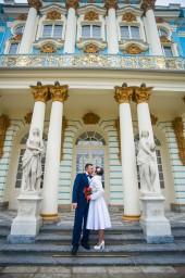 Свадебная фотография в СПб от свадебного фотографа Евгения Сомова - 71419193