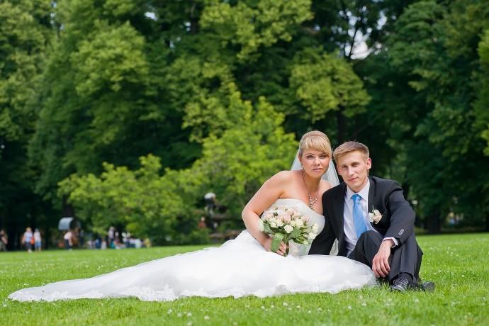 Свадебная фотография в СПб от свадебного фотографа Евгения Сомова - 6590859b
