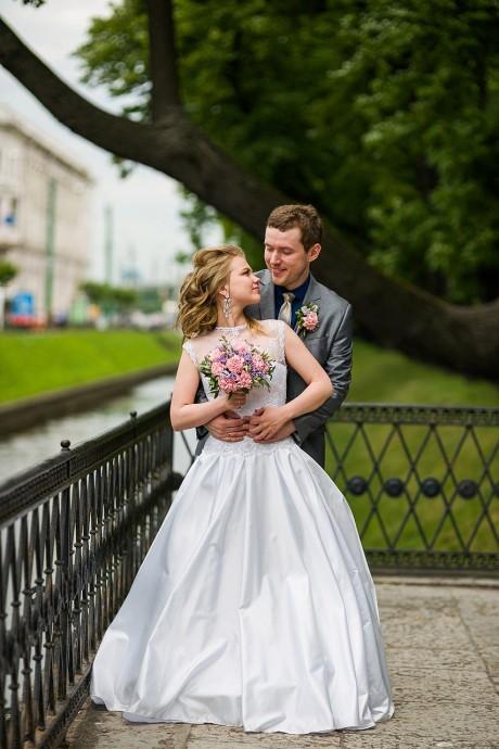 Свадебная фотография в СПб от свадебного фотографа Евгения Сомова - 219308be