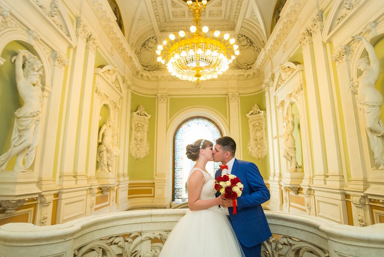 Дворец бракосочетания №1 - Фото №776