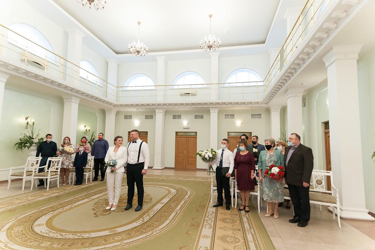 ЗАГС Приморского района - Фото №752
