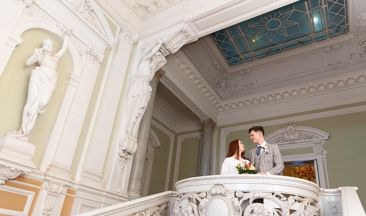 Дворец бракосочетания №1 - Фото №756