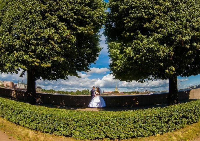 Свадебная фотография в СПб от свадебного фотографа Евгения Сомова - fe221a29