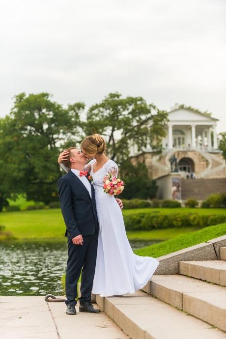 Свадебная фотография от Евгения Сомова свадебного фотографа из СПб - 70cb0fd5