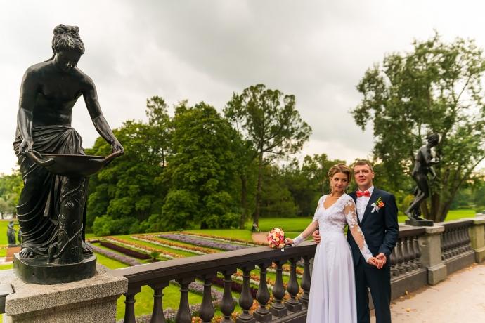 Свадебная фотография в СПб от свадебного фотографа Евгения Сомова - 13840aa2