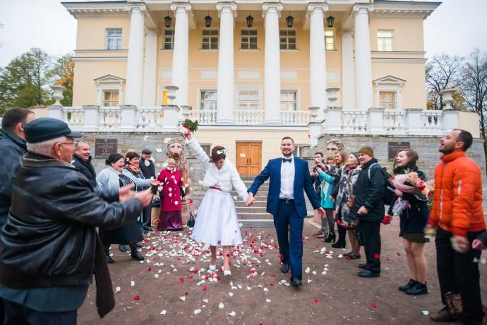 Свадебная фотография в СПб от свадебного фотографа Евгения Сомова - b69394ed